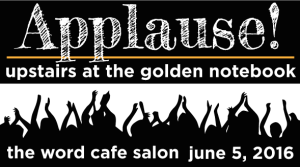 WORD CAFE SALON Open Mic @ The Golden Notebook | Woodstock | New York | United States
